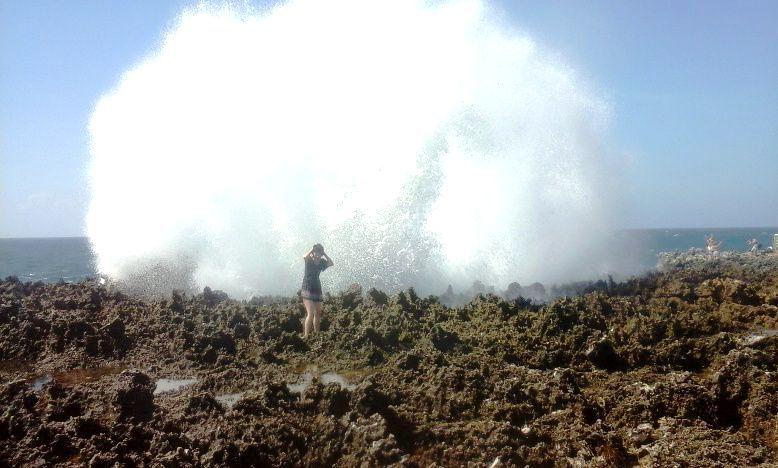 Water Blow Nusa Dua Bali - Tanjung Benoa, Beach, Water Blow, Nusa Dua, Bali, Holidays, Tours, Attractions