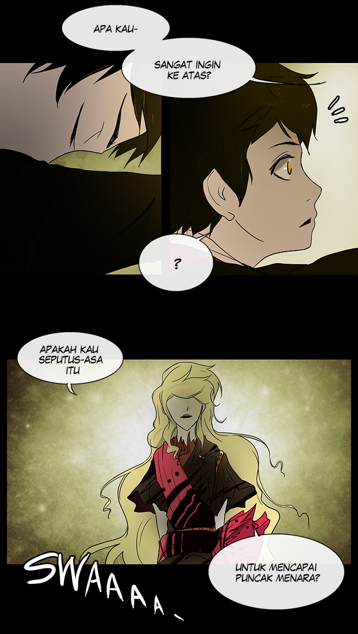 Tower of God Bahasa indonesia Chapter 4