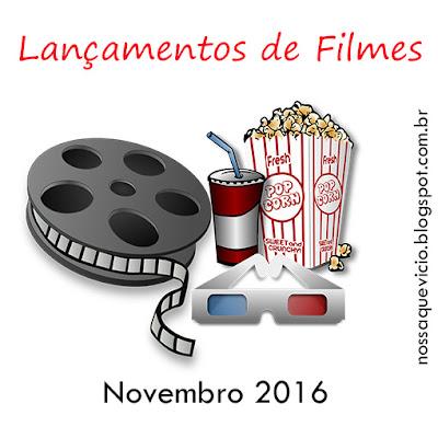 filmes novembro 2016