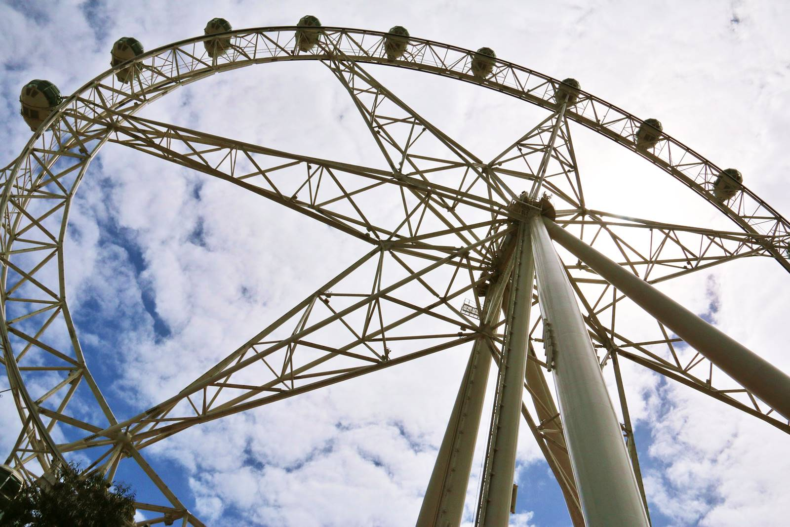 Melbourne-Melbourne Star Observation Wheel-CBD-Attraction-Recommendation-Map-Itinerary-Tourism-Independent Travel-Travel Blog-Must visit-Must See