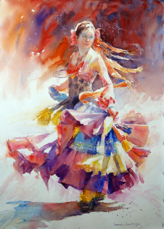 Por Amor Al Arte: Lorraine Lewitzka