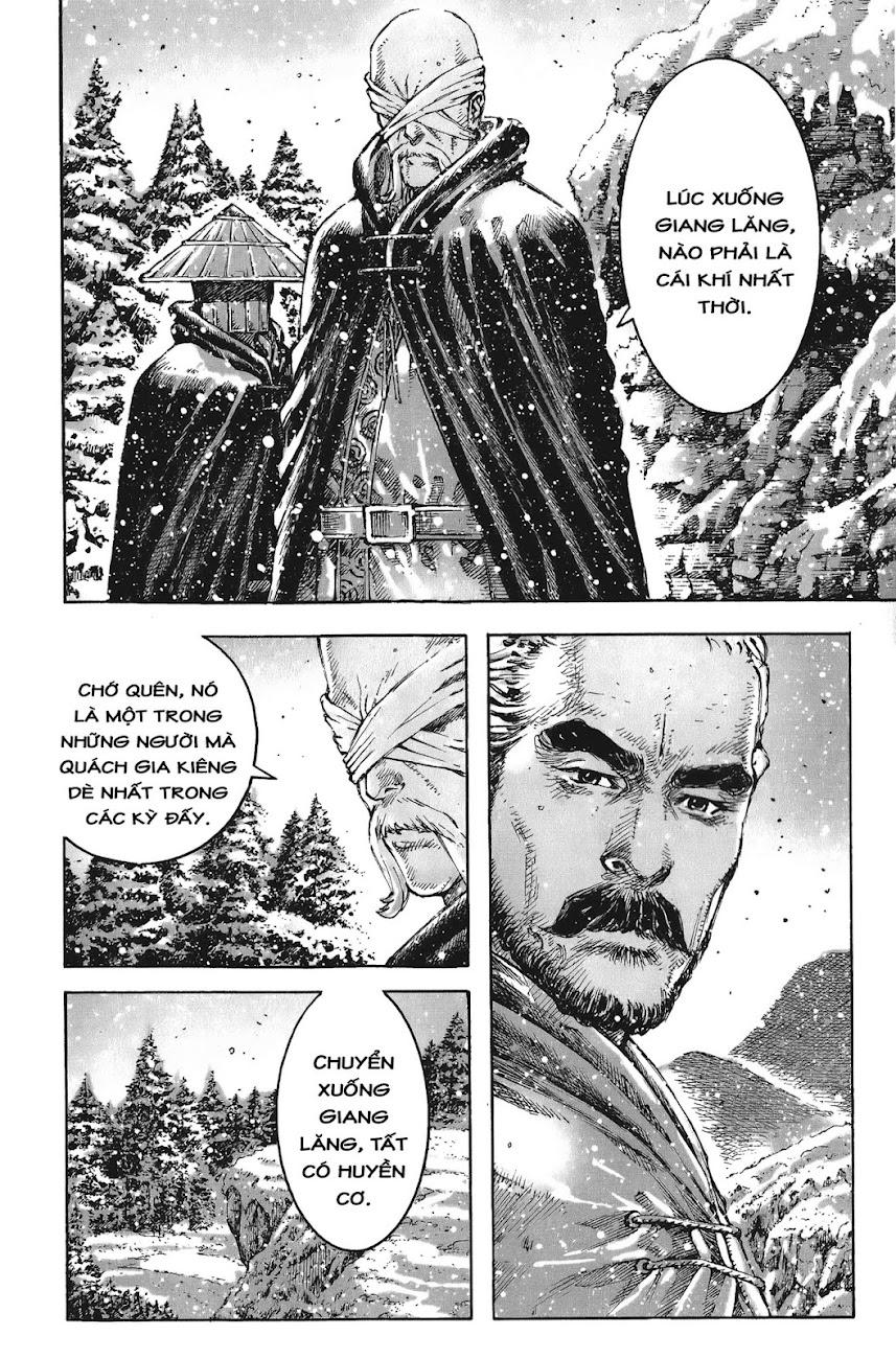 Hỏa phụng liêu nguyên Chương 442: Trung nghĩa lưỡng nan [Remake] trang 6