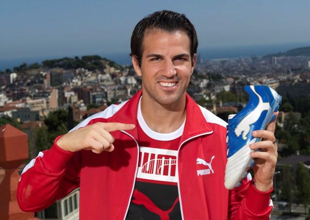 19bb0c43a31 Nigerians Report Online  Spanish Sensation Cesc Fabregas Signs With ...