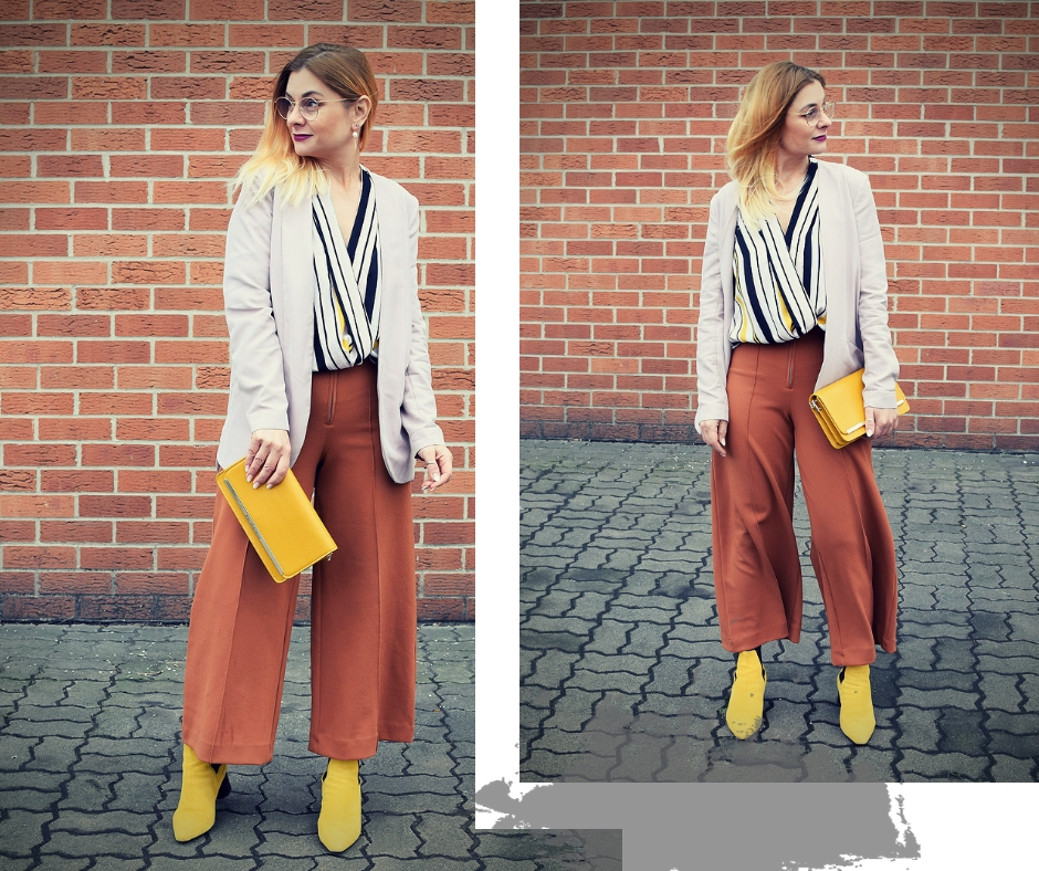 Wie style ich Gelb? Gelbe Accessoires