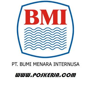 Lowongan Kerja Terbaru PT. BUMI MENARA INTERNUSA Agustus 2017