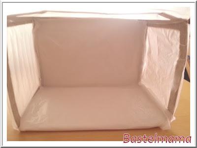 Box zum Fotografieren