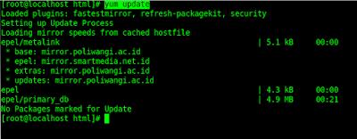 Cara Mudah Install PHPMyAdmin di Centos