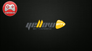 كود تفعيل Yellow Iptv 2018