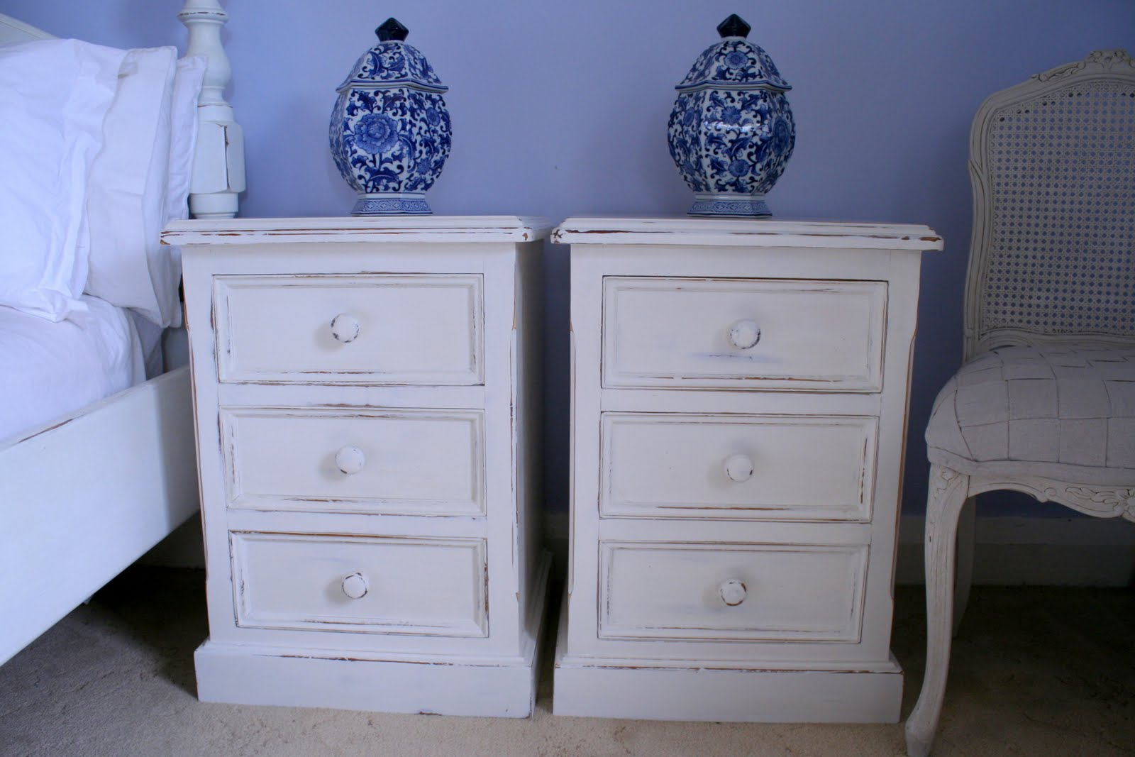 How To Paint Pine Bedroom Furniture White