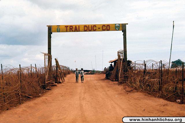 Trại Lực lượng Đặc biệt Đức Cơ (Pleiku)