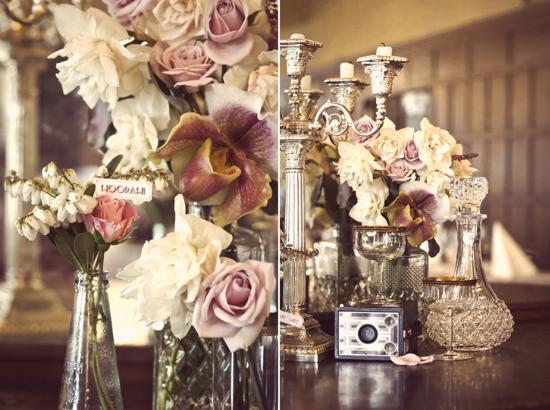 """matrimonio a tema """"Il Grande Gatsby"""", wedding decor"""