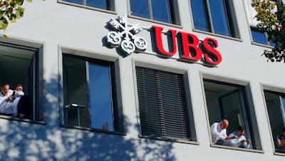 banque suisse UBS