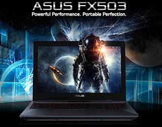 Spesifikasi Laptop ASUS FX503