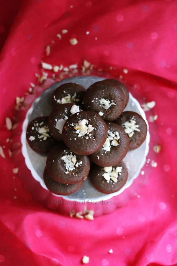 how to make Chocolate Peda