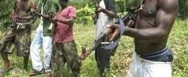 Cultist killing in Nigeria