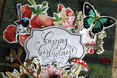 Kartka urodzinowa majowa