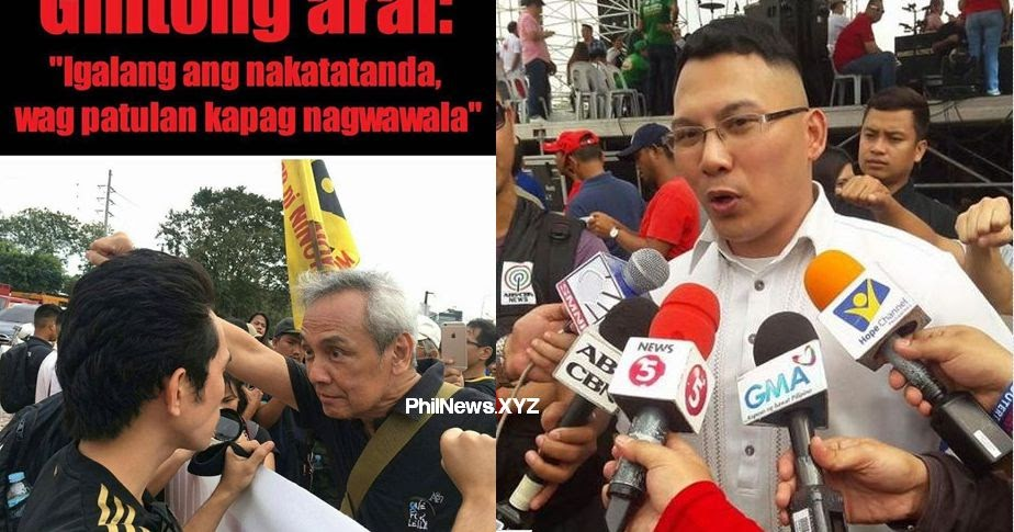 Duterte Youth Chairman Ronald Cardema Speak Up After