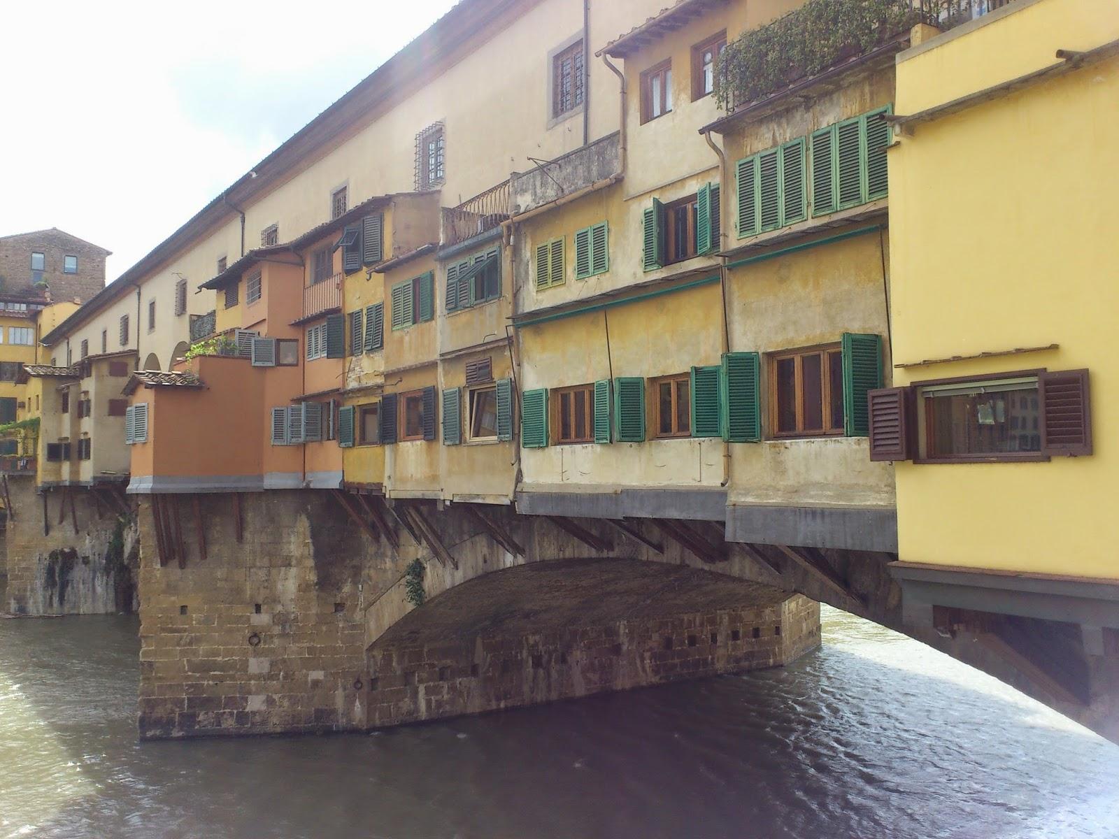 Ponte Vecchio - Florença - Itália