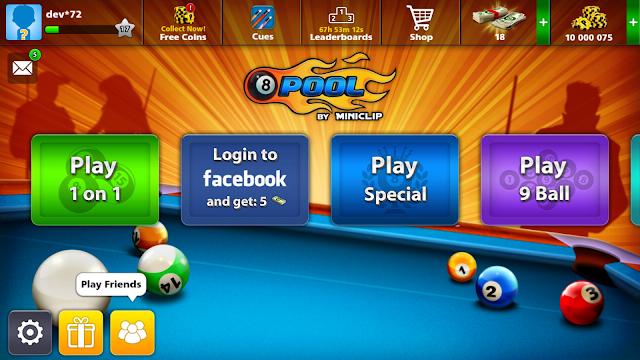 Free 8 Ball Pool Account