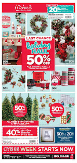 ⭐ Michaels Ad 12/8/19 ⭐ Michaels Weekly Ad December 8 2019