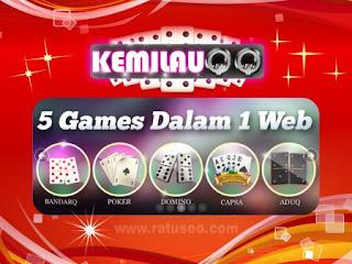 kemilauqq.com agen poker, agen domino, aduq capsa susun dan bandarq online terpercaya indonesia