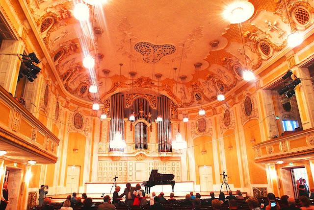 Mozarteum i Salzburg