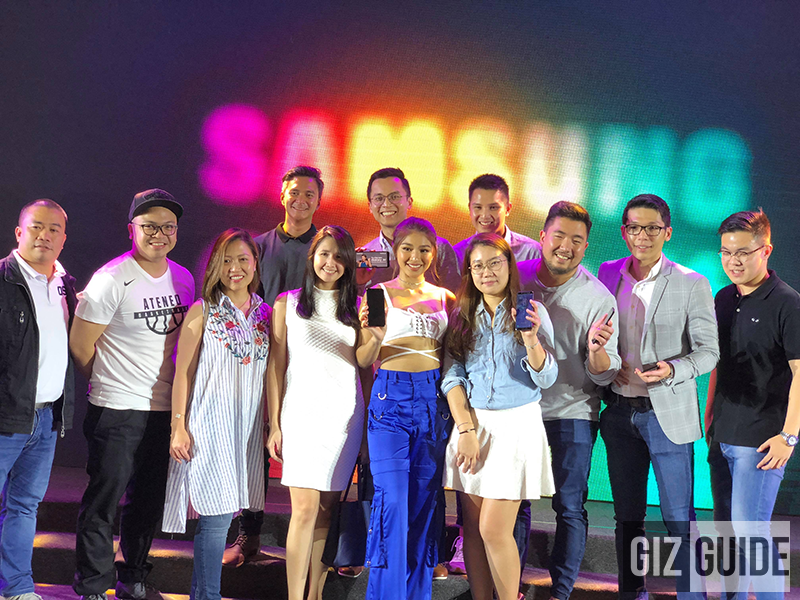 Nadine Lustre is the celebrity endorser of the new Galaxy J6 (2018)
