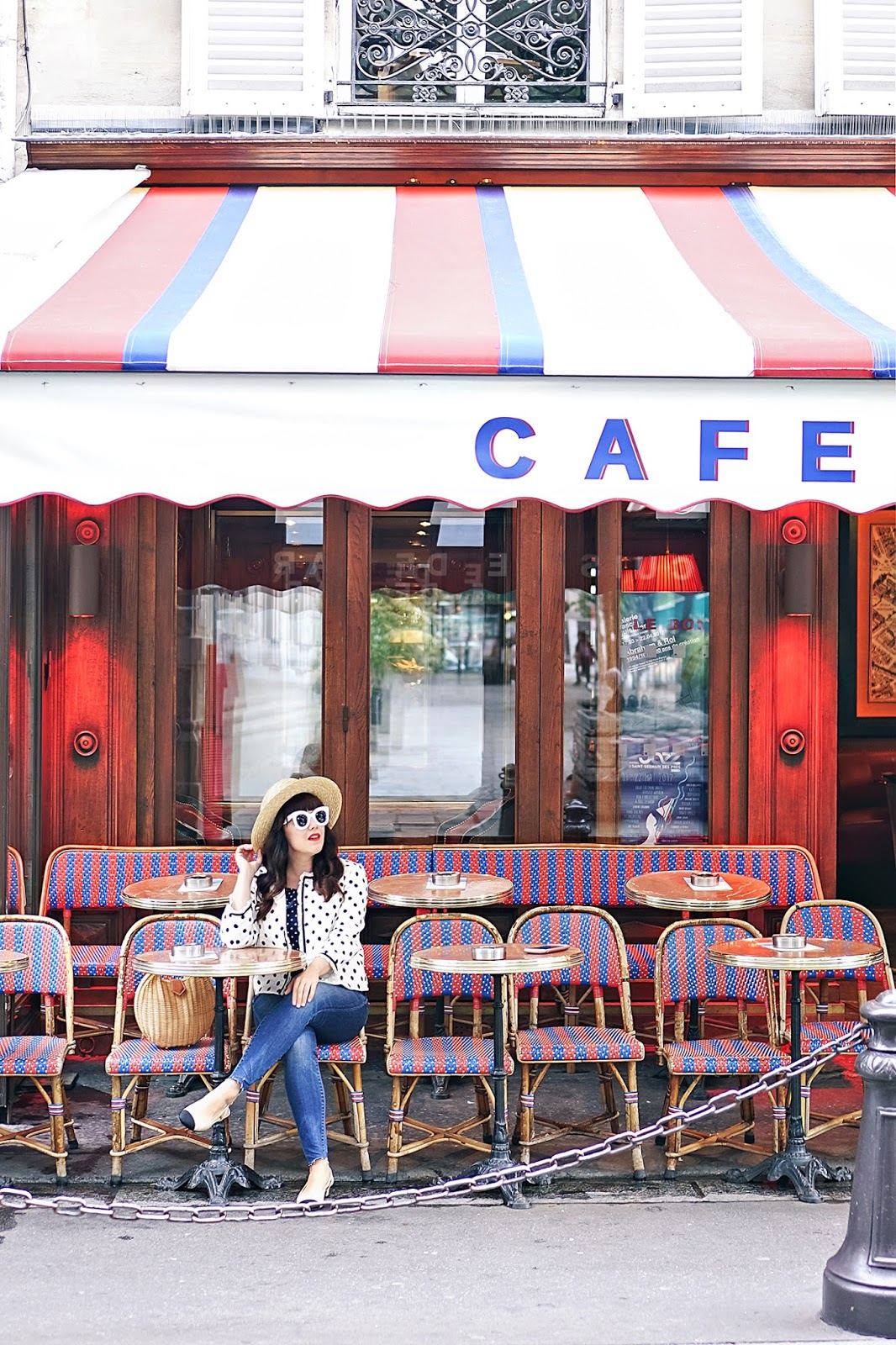 10 Great Examples Of Using Infographics For Education: History In High Heels: 10 Great Cafes In Paris