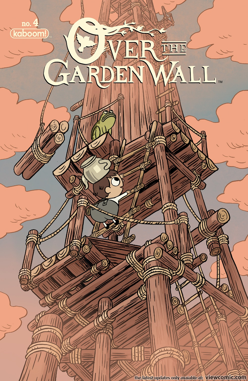 Over The Garden Wall V2 004 2016 Read All Comics Online