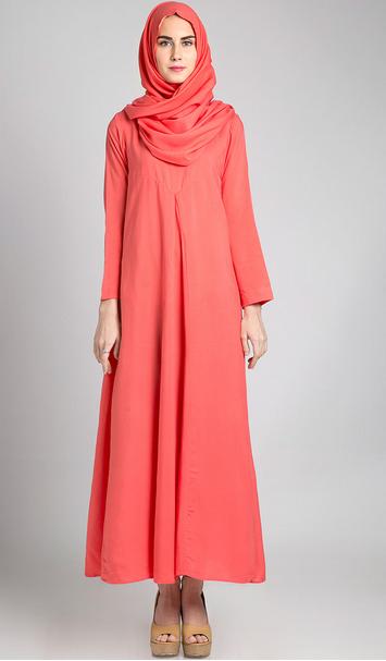 Dress Hamil Muslim Untuk Lebaran 2015