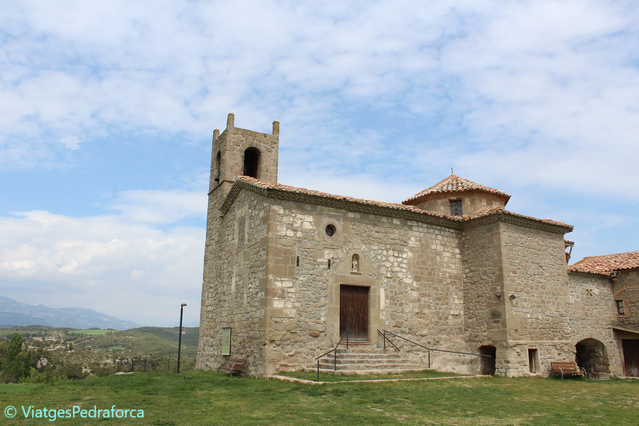 Berguedà, art romànic, ruta del romànic Catalunya