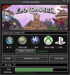 Landmark Key Generator (Free CD Key)