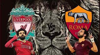 مباراة ليفربول وروما