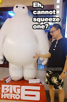 baymax lifesize big hero 6