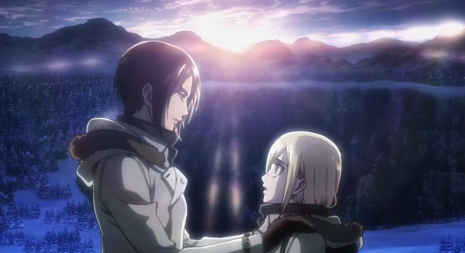Shingeki no Kyojin 2: Episódio 05 – Historia