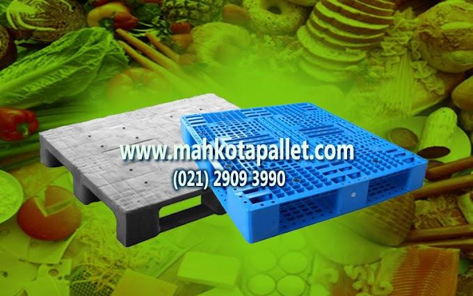 Pallet Plastik Cocok Untuk Bahan Food Grade