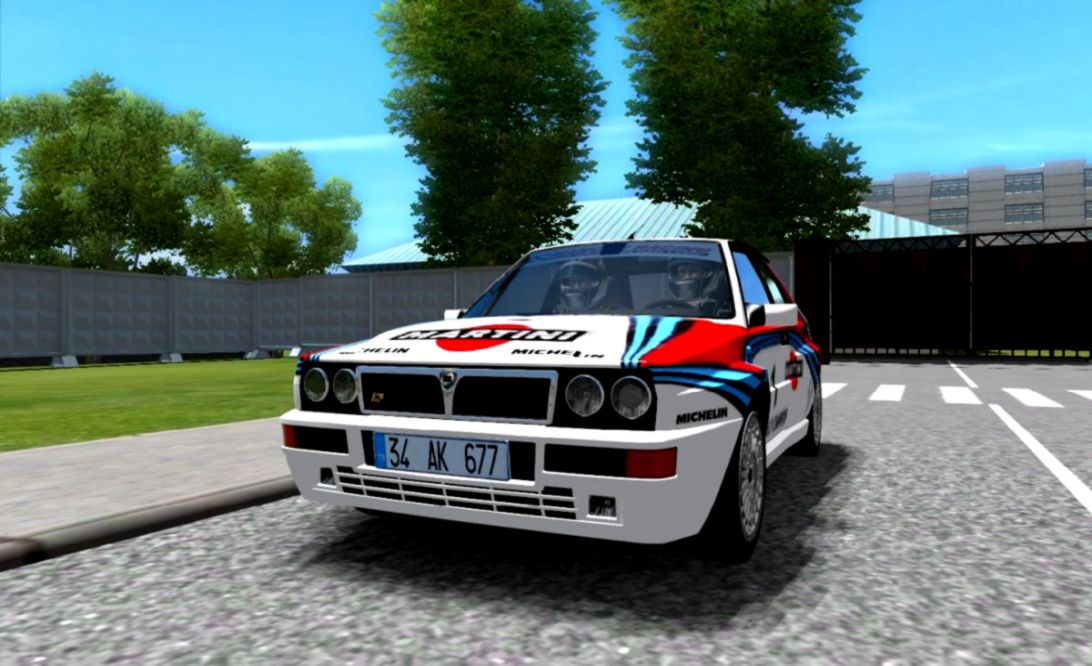 Lancia Delta Hf Integrale Evo 2 Nfs Most Wanted Wallpapers