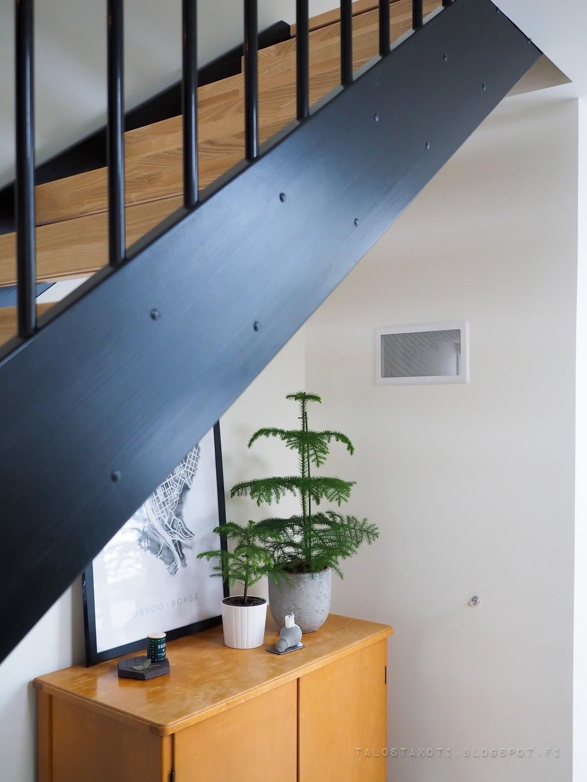 portaat, juliste, liinavaatekaappi, sisustus, talostakoti