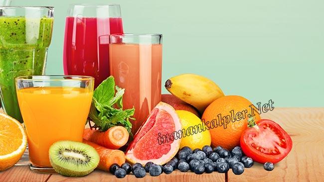Meyve Suları - www.inanankalpler.net