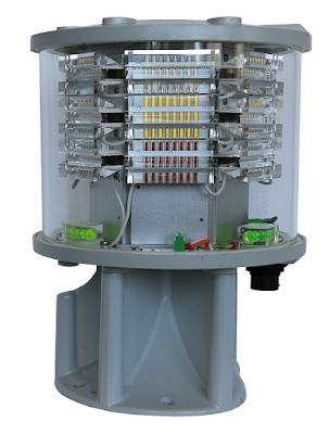 Luxsolar MIOL orta yoğunluklu uçak ikaz lambaları