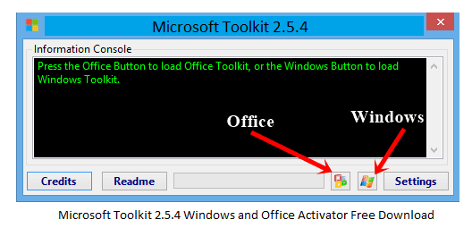 Microsoft Toolkit 2 5 2 Full Version Windows And Office Activator 2016 All Latest Software Available Here