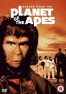 Escape from the Planet of the Apes (1971) หนีนรกพิภพวานร