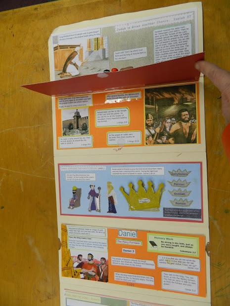 Hands Bible Teacher Lap Book Activity 2nd-4th