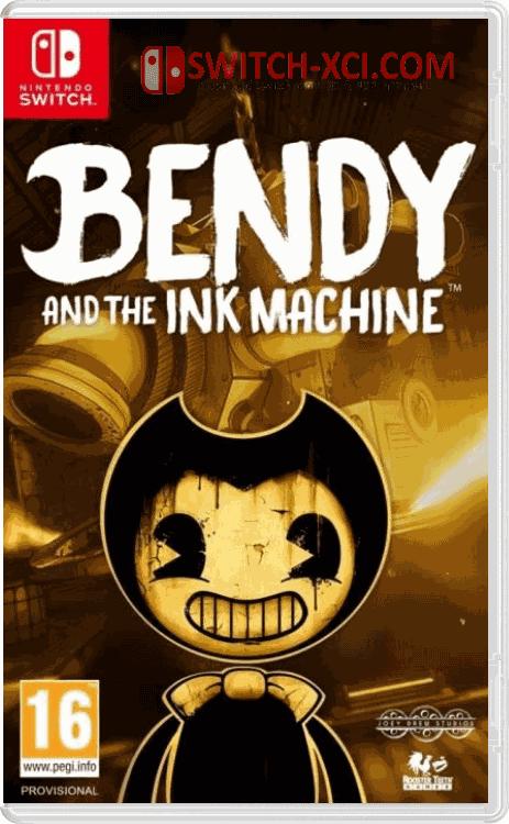 Bendy and the Ink Machine Switch NSP XCI - Switch-xci com
