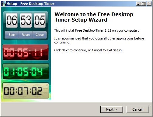 تحميل برنامج Free Desktop Timer أفضل منبه للويندوز بخصائص رائعة