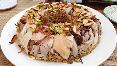 pounds chicken thighs or breasts or any cut you like Kabsa Recipe