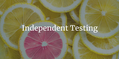ISTQB - Independent Testing