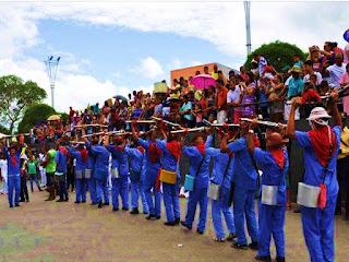 Bacamarteiros - Festival Nacional de Jericos 2016