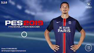 PES 2019 Mobile v3.2.0 New Graphics,Kits Patch Android