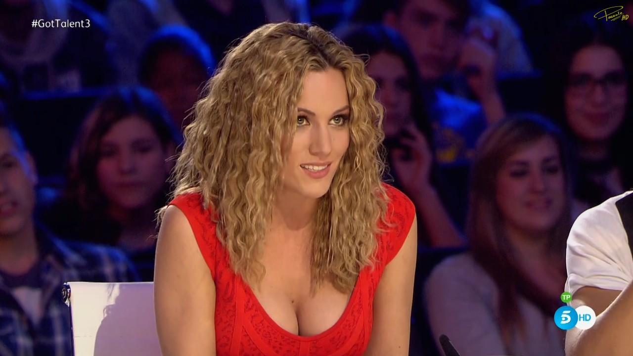 Edurne escotes got talent 3 tetas perfectas - Diva futura porno star ...